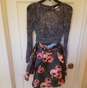 Homecoming dress. Worn once. Perfect condition.